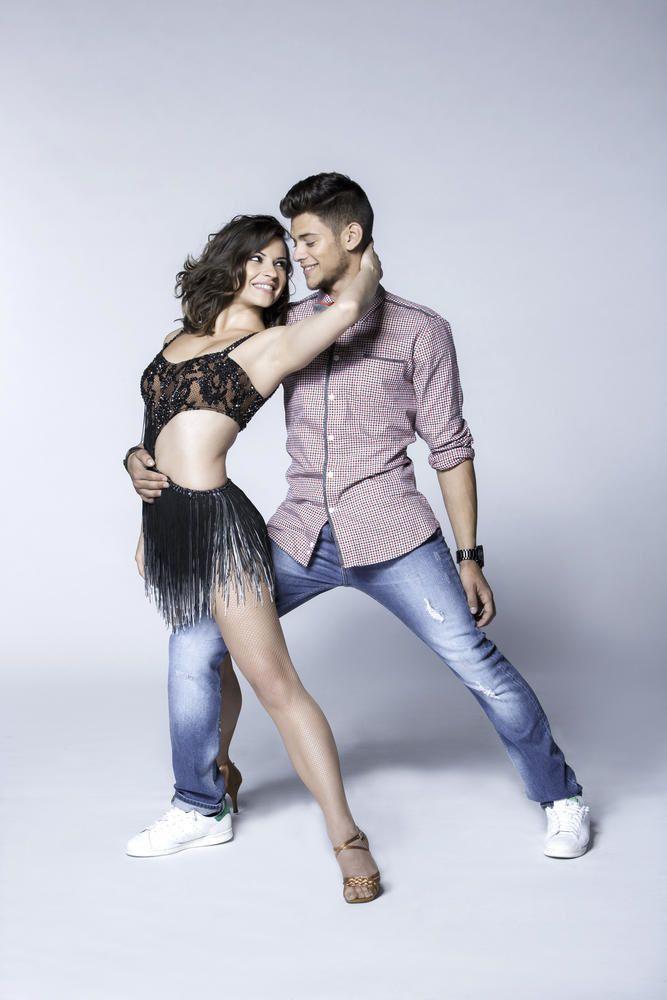 Rayane et Denitsa version Bollywood: vidéo Danse avec les stars.
