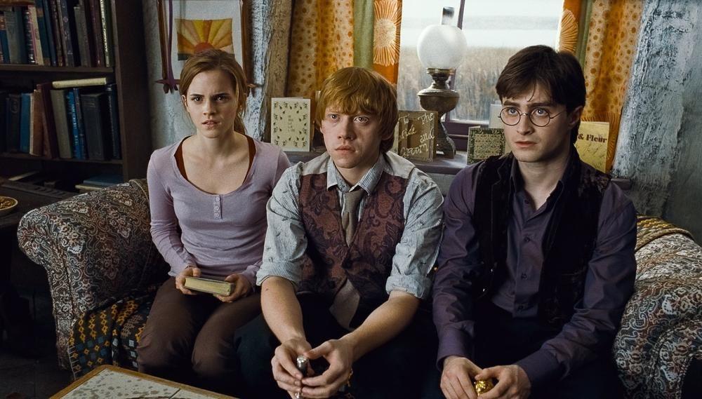 Audience d'Harry Potter et les reliques de la mort, sur TF1.