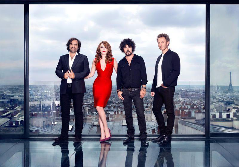 Saison 3 de Nouvelle star version D8 : teaser vidéo avec Castaldi et les jurés.