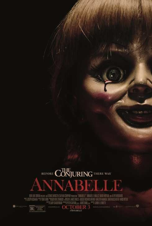 Box-office : Samba leader mais Annabelle impressionne !