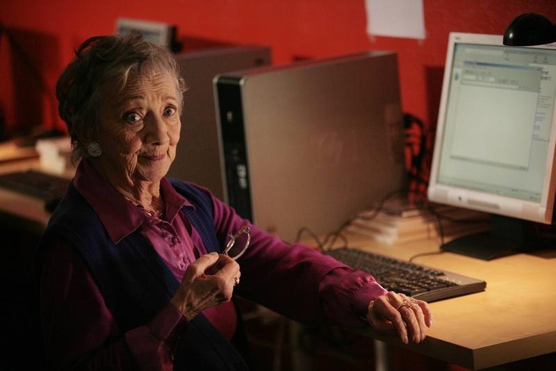 La comédienne Françoise Bertin est décédée.