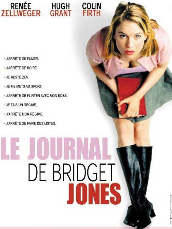 Soirée Bridget Jones le 18 novembre sur M6.