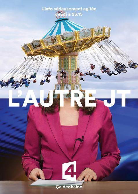 Affichage : nouvelle campagne pour France 4.