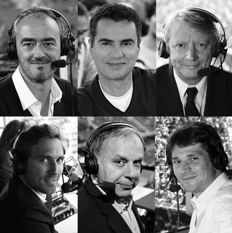 Finale Coupe Davis France - Suisse : week-end spécial sur France Télévisions.