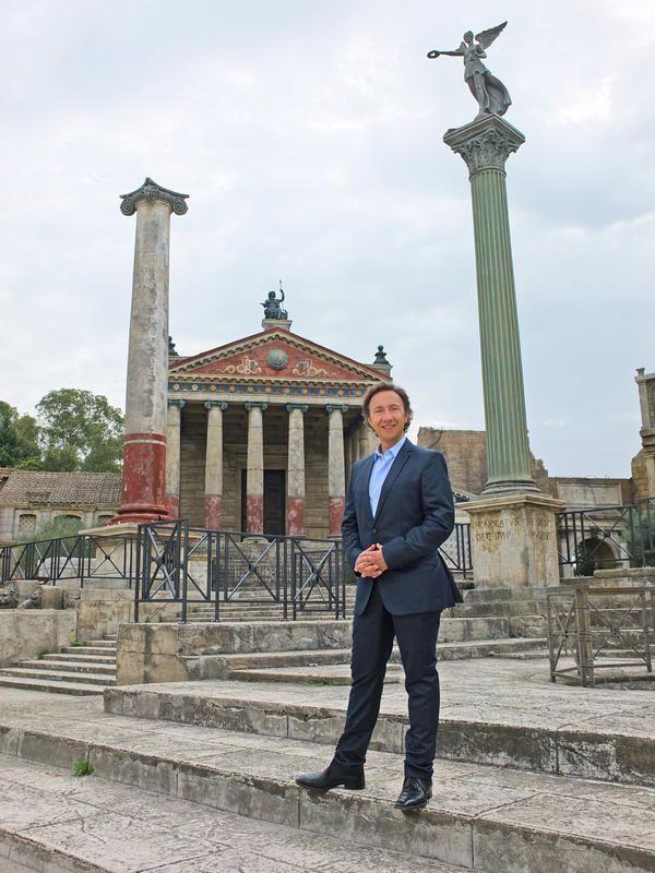 Secrets d'Histoire consacré à Jules César ce 25 novembre.
