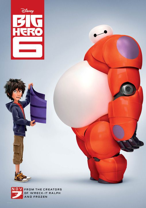Box-office aux Etats-Unis : Big Hero 6 devance Interstellar.