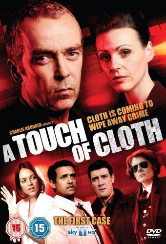 La série A touch of cloth le 3 décembre sur France 4.