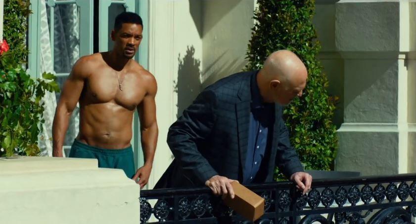 Bande-anonce de Diversion avec Will Smith (VOST).
