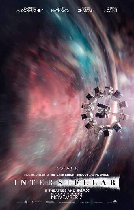 Box-office hebdomadaire : Interstellar, leader, dépasse le million d'entrées.