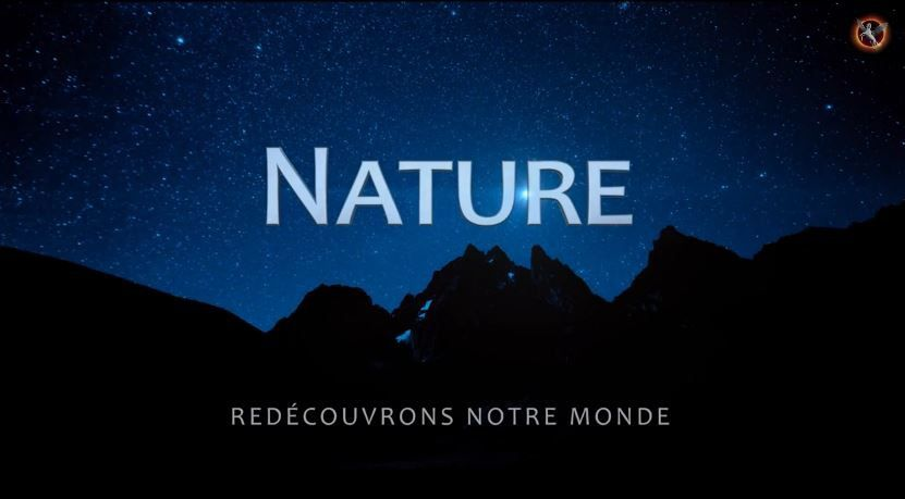 Bande-annonce du film documentaire en 3D Nature.