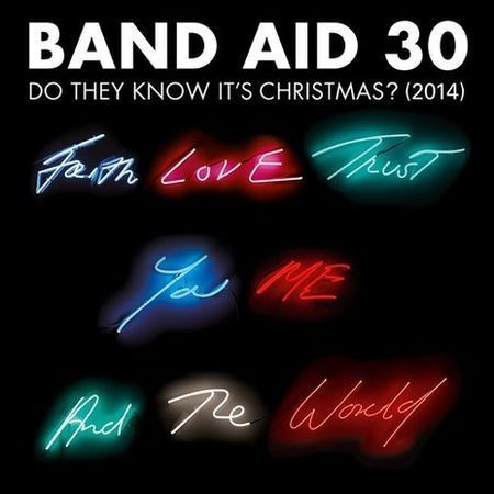 Voici le clip de Band Aid 30 avec Do they know it's Christmas ?