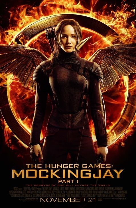 Box-office Etats-Unis ce week-end : chiffres de The Hunger Games, Mockingjay.