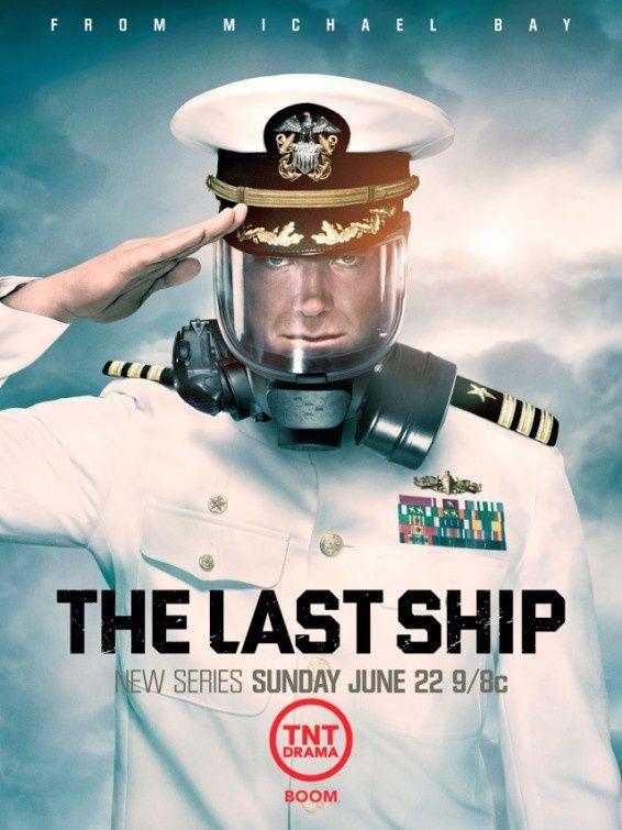 Nouveauté sur M6 ce lundi : la série The Last Ship.