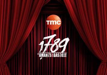 Le 17 décembre, TMC diffuse la comédie musicale 1789 : Les Amants de la Bastille.