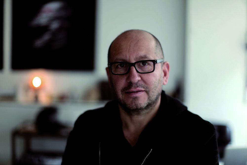 Thierry Demaizière, lauréat du Prix Philippe Caloni 2014, pour Sept à Huit.