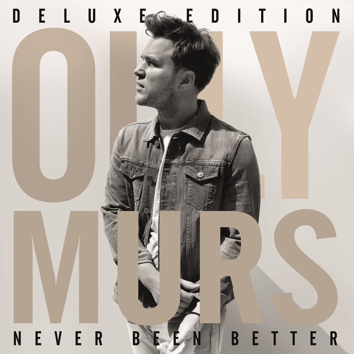 Olly Murs en tête des ventes d'albums en Grande-Bretagne.