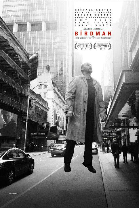 Le palmarès des Gotham Awards : Birdman meilleur film.