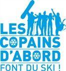 Les Copains d'abord font du ski, avec Bruel, Maurane, Willem, Fiori, Kendji...