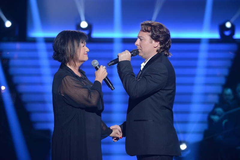 Le grand show Roberto Alagna avec Maurane, Laurent Gerra, Billy Paul, Zaz...