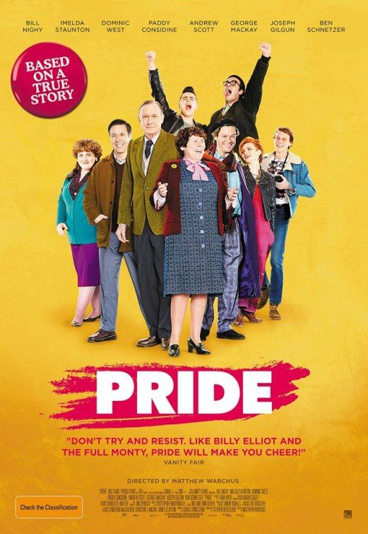 British Independent Film Awards : Pride film de l'année.