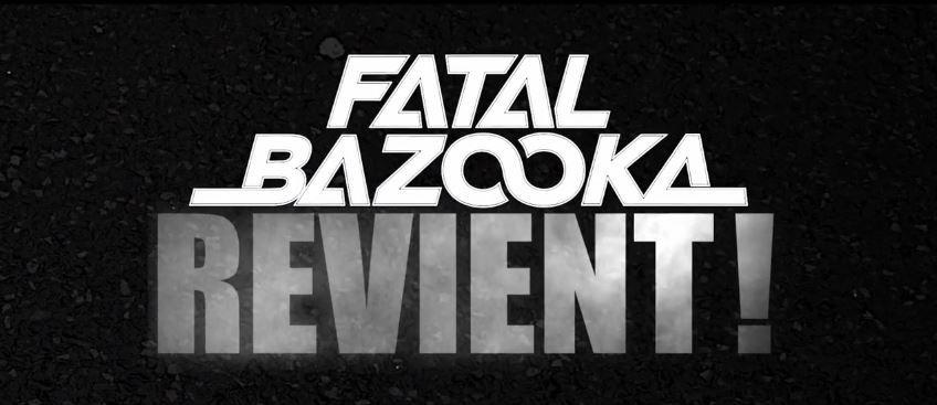 Le clip de Fatal Bazooka est dévoilé : Ce soir sans mon sexe.