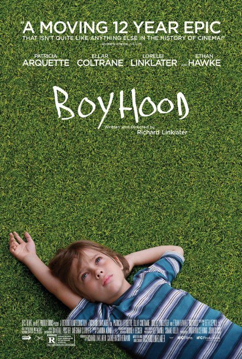 San Francisco Film Critics Circle Awards : Boyhood meilleur film.