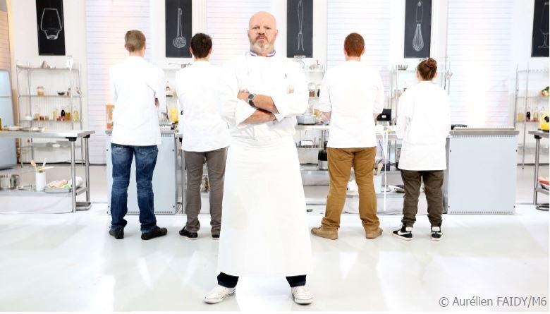 Objectif Top Chef, la finale : un éliminé chaque jour cette semaine.