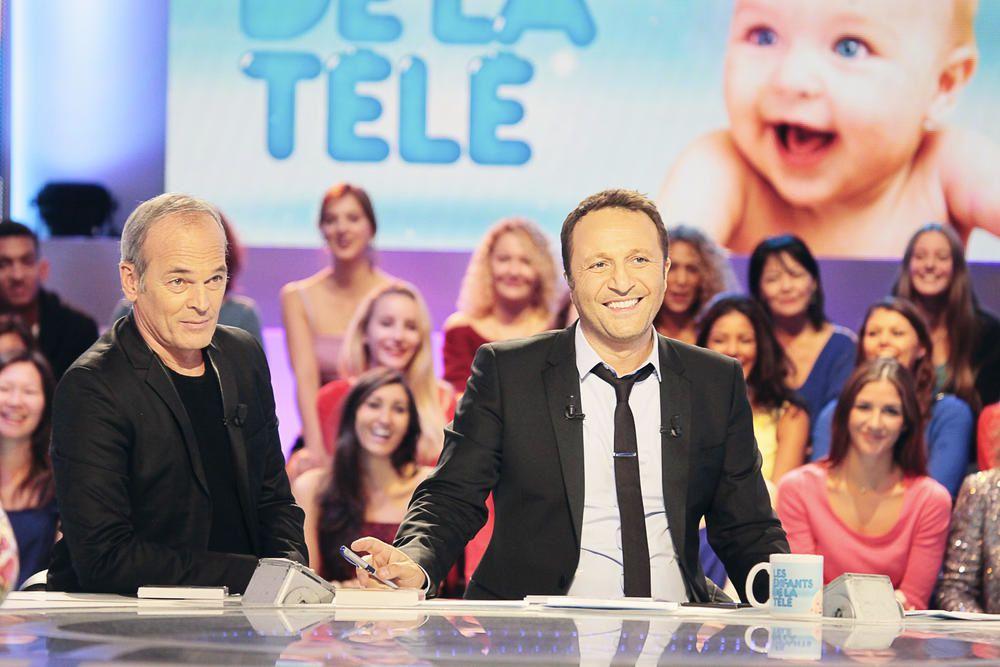 Les invités des Enfants de la télé le 3 janvier.