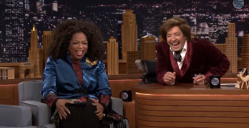 Le soap opera version Jimmy Fallon et Oprah Winfrey (Vidéo).