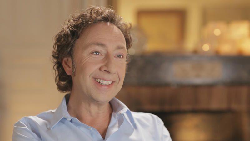 Extrait de Ma vie est une fête, un tourbillon. Avec Stéphane Bern (diffusé ce soir).