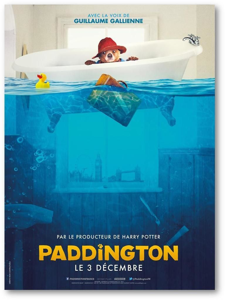 Paddington : 1 million d'entrées en France, 3 millions au Royaume-Uni.