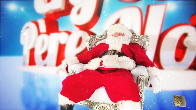 Enfoiré de Père Noël ce lundi soir sur D8.