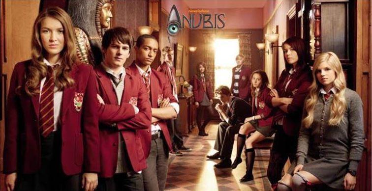 Saison 2 de la série jeunesse Anubis dès le 12 janvier sur Nickelodeon.