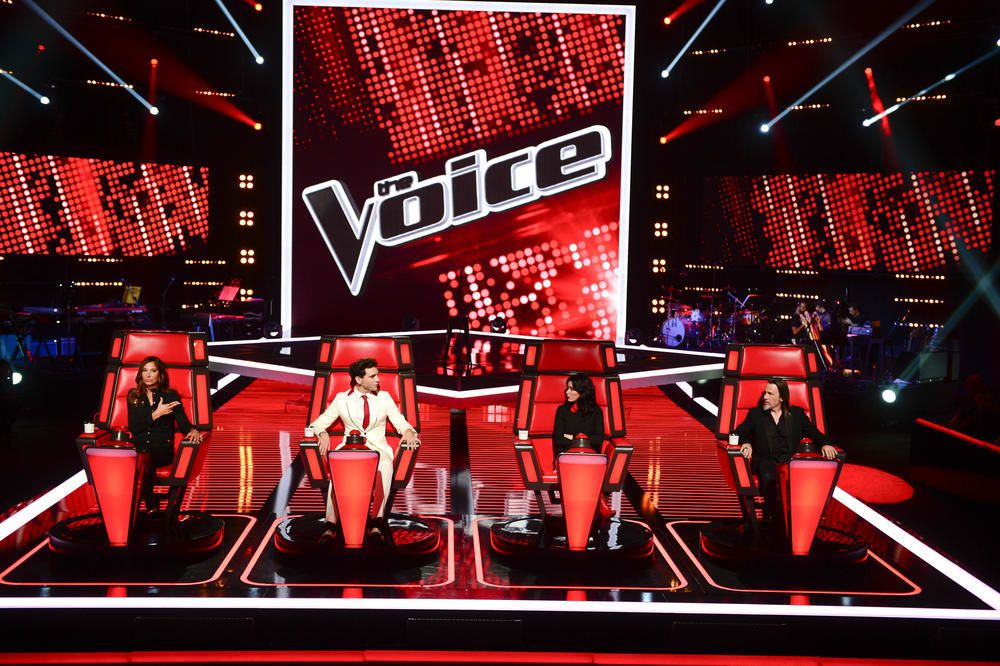 The Voice saison 4 : écoutez un premier talent.