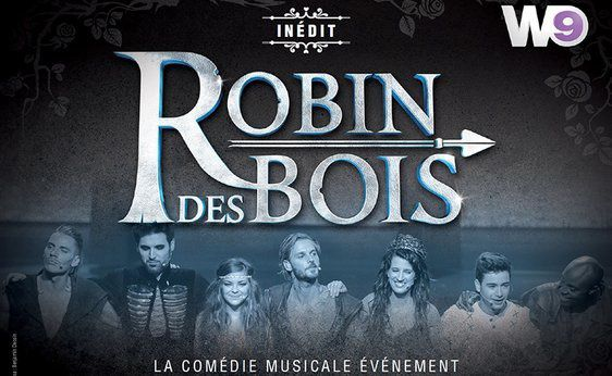 La comédie musicale Robin des Bois, avec M. Pokora, diffusée ce vendredi.