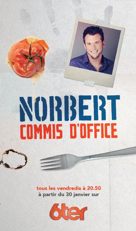 Norbert, commis d'office saison 1 en français