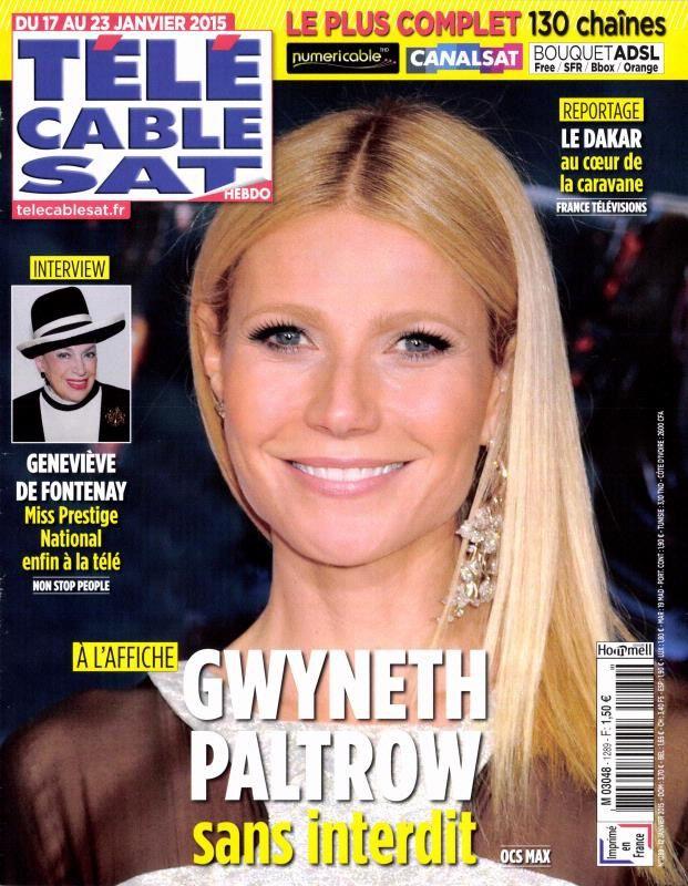 La Une des hebdomadaires TV ce 12 janvier : Jenifer, Plus belle la vie, Lagaf...