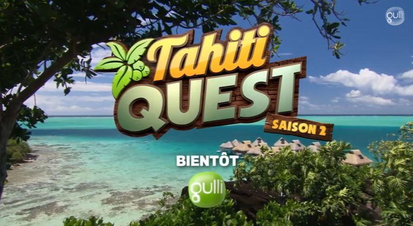 Teaser vidéo de Tahiti Quest avec Benjamin Castaldi: la saison 2 bientôt sur Gulli.