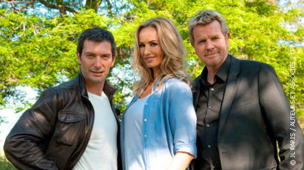 Retour de Section de recherches le 5 février sur TF1 (avec Adriana Karembeu).