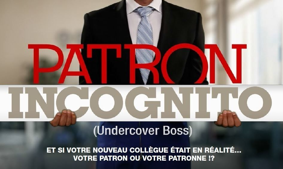 Patron Incognito avec Najel Jaghlit : record d'audience.