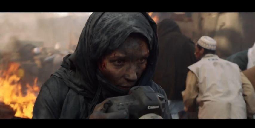 Bande-annonce du film L'épreuve, avec Juliette Binoche.