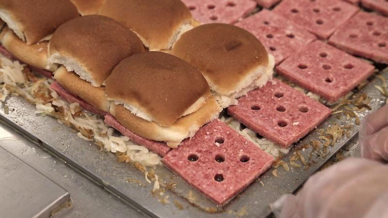 Enquête inédite, sur France 5 : Burger sur le grill !