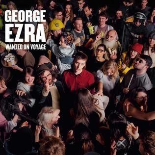 George Ezra de nouveau numéro 1 des ventes d'albums en Grande-Bretagne.