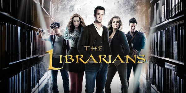 La série The Librarians dès le 14 mars sur Syfy France.