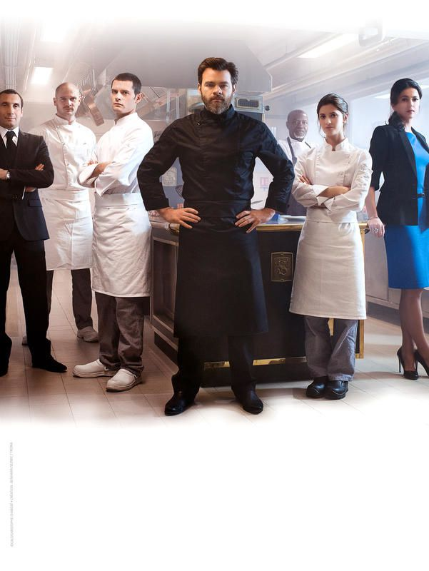 La série inédite Chefs dès le 11 février sur France 2.