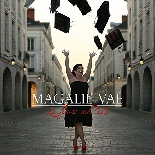 Nouveau clip pour Magalie Vaé : La fièvre ach'teuse (Vidéo).