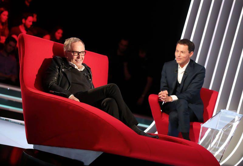 A découvrir ce soir : Le Divan de Marc-Olivier Fogiel, avec Fabrice Luchini.