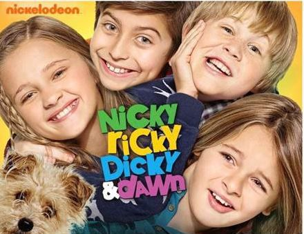Nicky, Ricky, Dicky &amp&#x3B; Dawn dès le 23 février sur Nickelodeon.
