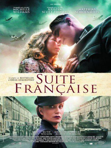 Bande-annonce du film Suite Française, avec Kristin Scott Thomas.