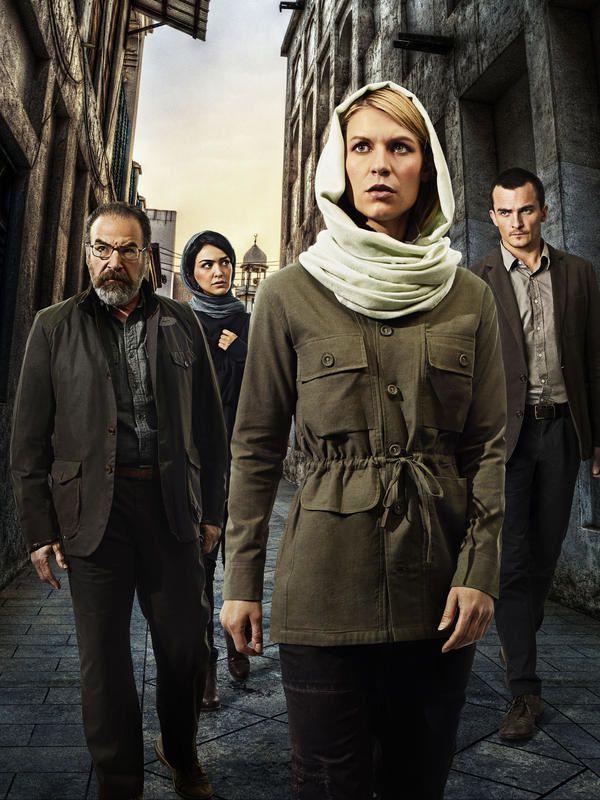 Homeland saison 4 en version française dès ce jeudi sur Canal+.